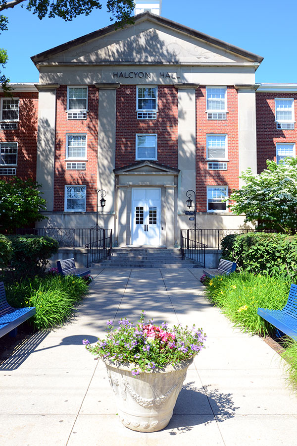 Halcyon Hall Women's Residence